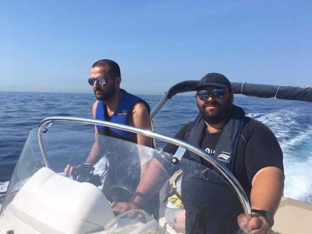 apprendre a conduire un bateau