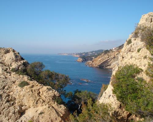 Calanque de Mejean, belle plongée de la cote bleue en provence, Carry le Rouet, France avec Aqua Evasion
