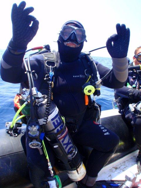 Plongée Nitrox à Marseille, formation nitrox et nitrox confirmé