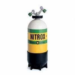 Bloc 12l nitrox aqualung