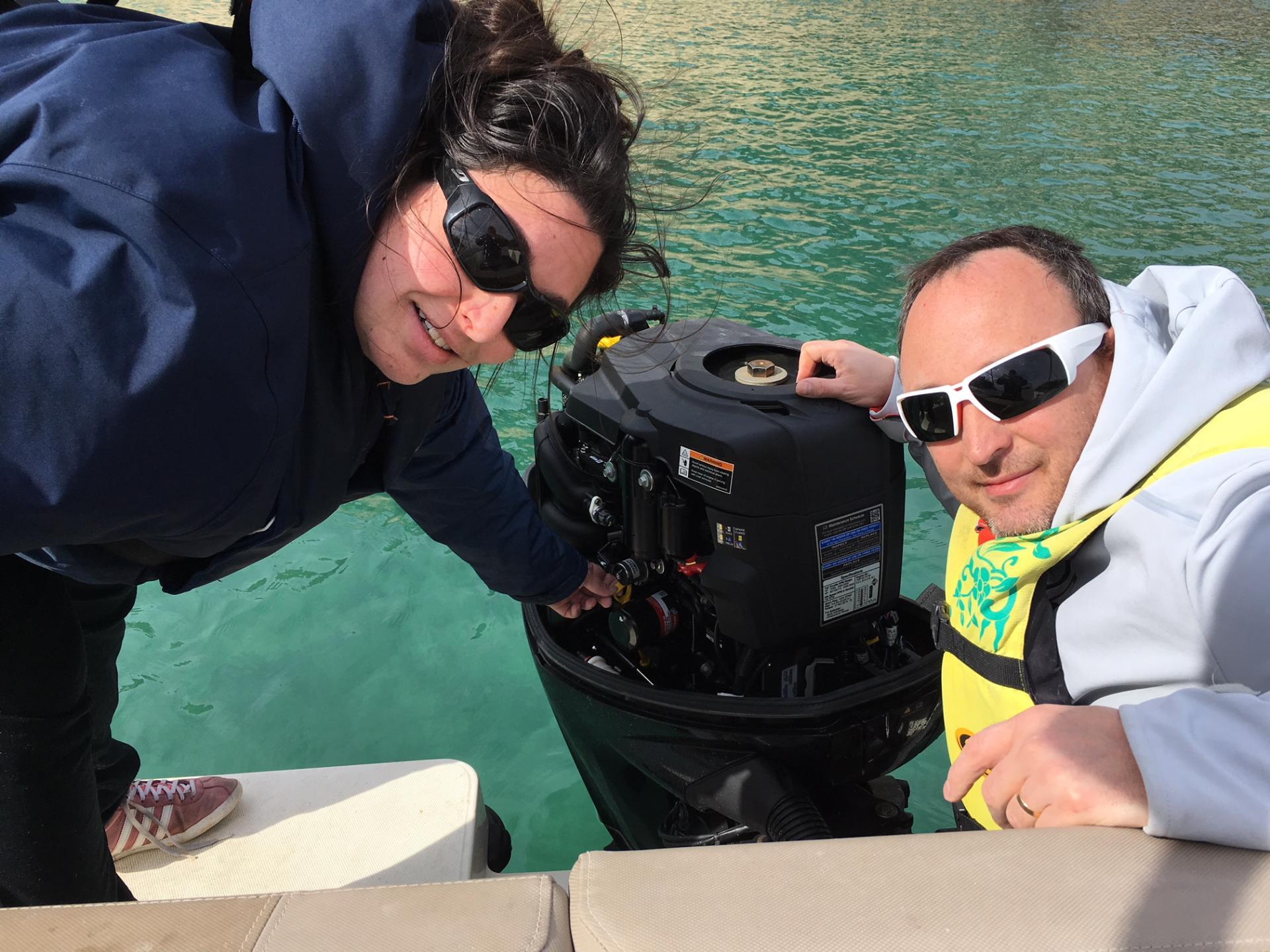 Formation permis mer avec aqua evasion