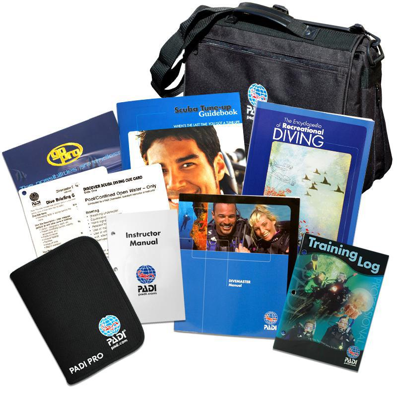 Kit PADI Divemaster Ultimate