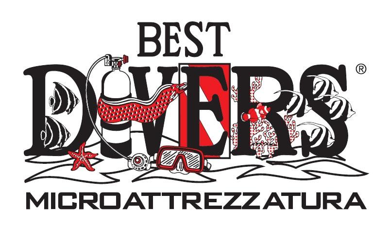 Logo best divers