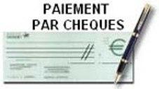 Paiement par cheque