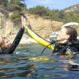 plongée sous-marine à marseille