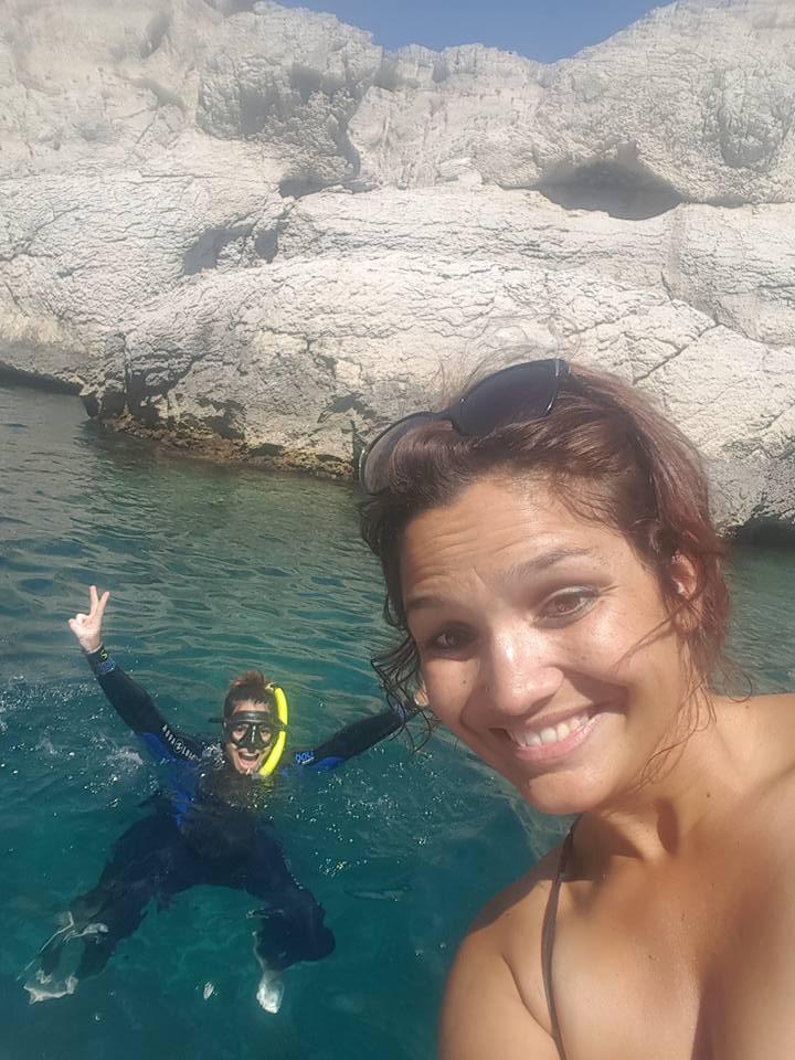 diving is fun PADI