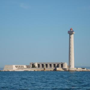 Ile du Planier, rade de Marseille, les plus belles plongées de France avec Aqua Evasion