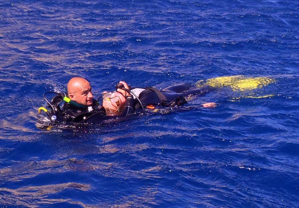EFR, Rescue Diver, RIFAP, 1er Secours en provence avec aqua evasion club de plongée, carry le rouet