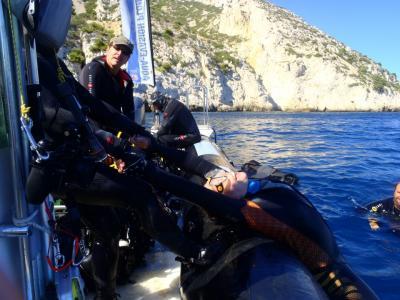 EFR, Rescue Diver, RIFAP, 1er Secours à Marseille
