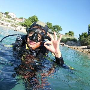 Age pour faire de la plongee