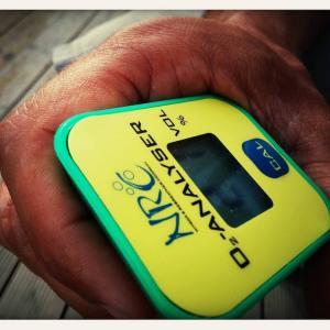 Analyseur o2 nitrox