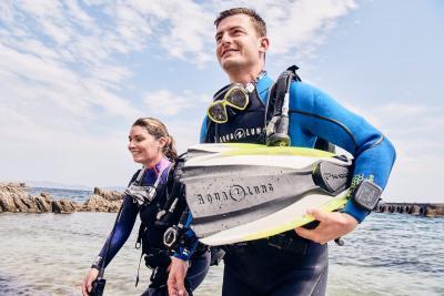 Apprendre la plongee sous marine