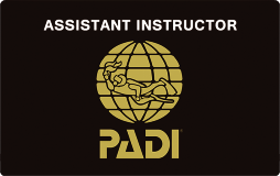 Carte Assistant Instructor PADI