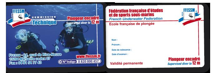 Carte PE12