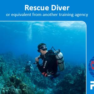 Carte rescue diver