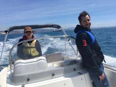 Cours de conduite bateau