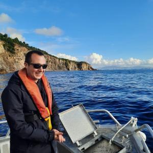 Cours de conduite en mer