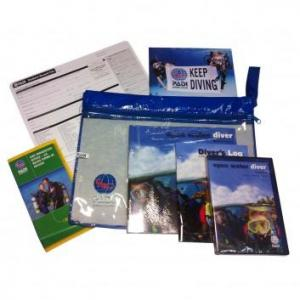Dvd kit open water crewpack