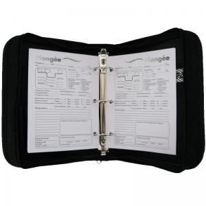 Feuillets logbook rechargeables 1