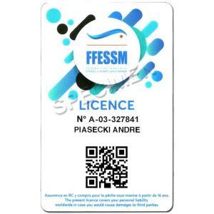 Ffessm licence 1