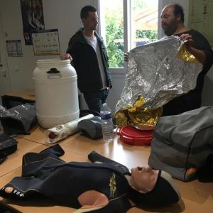 Formation padi rescue diver