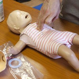 Initiation aux premiers secours enfant et nourrisson slideshow
