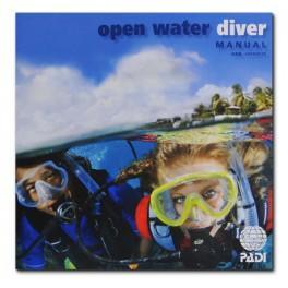 Livre plongee open water diver