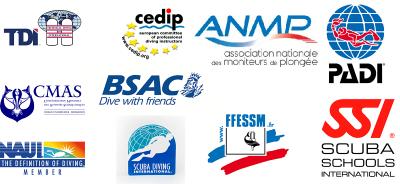 Logo systemes de plongee