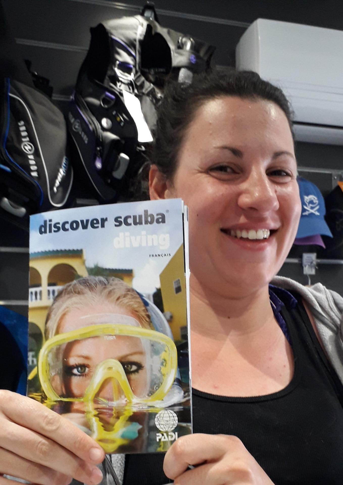 Padi discover scuba diving 2