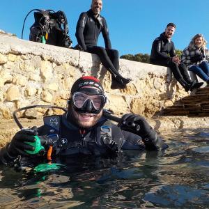 Padi discover scuba diving 5