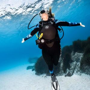 Plongee sous marine gignac la nerthe