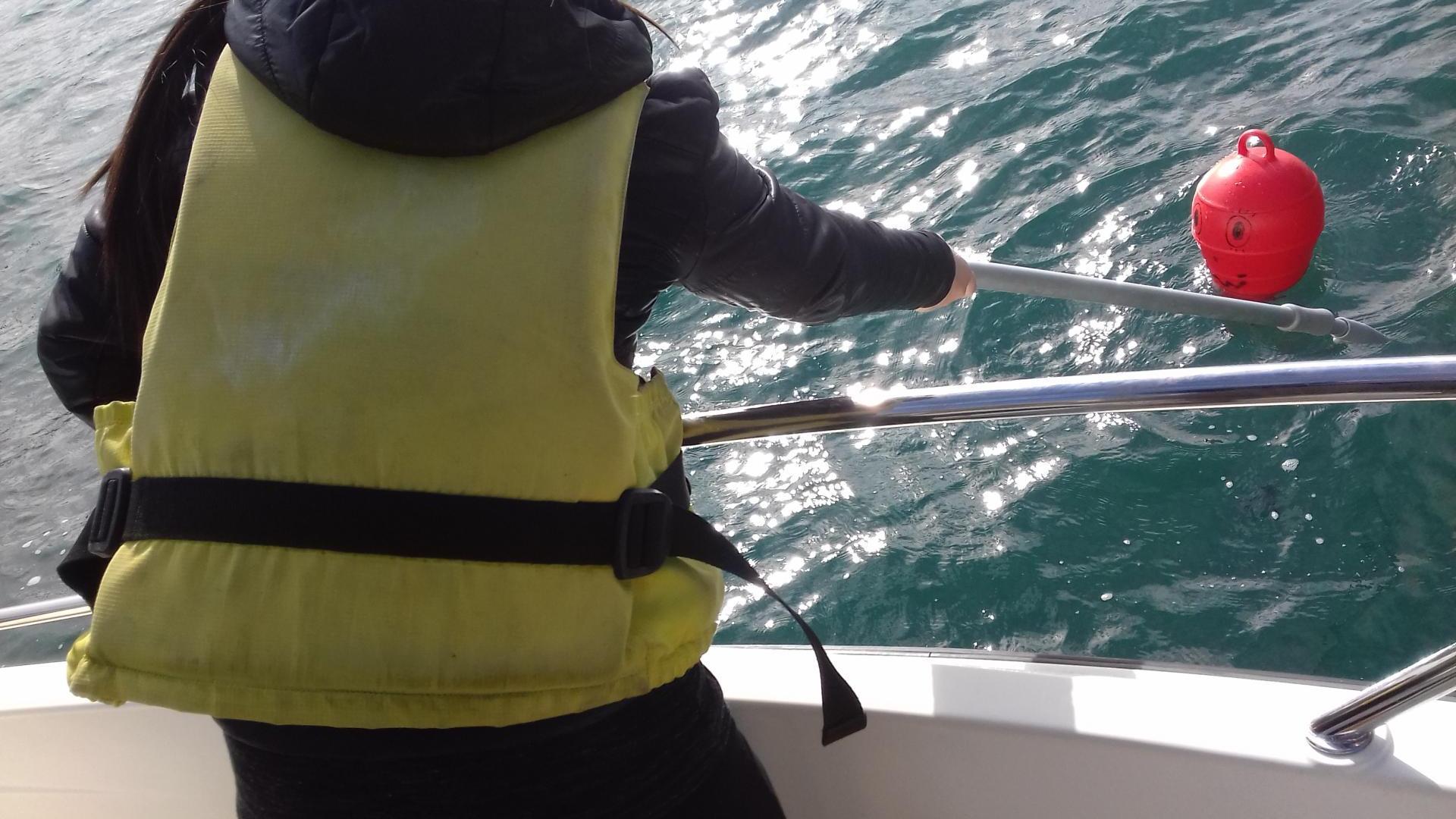 Pratique du permis mer