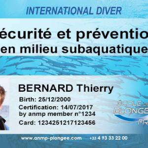 Securite prevention anmp