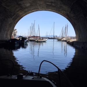 Tunnel du rove 1